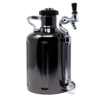 GrowlerWerks uKeg™ 128 stainless steel - 3.8 l (Blank Sort)